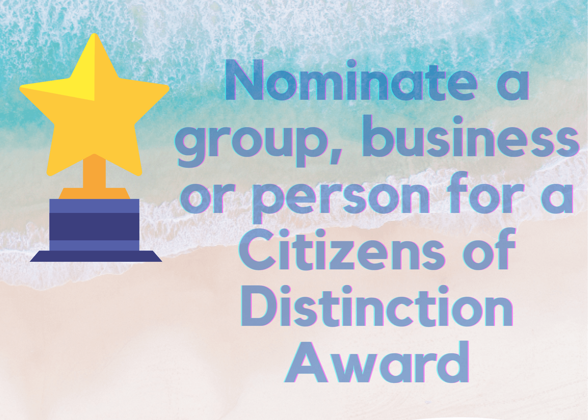 citizens of distinction award 2021